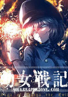 Youjo Senki | 480p 60MB | 720p 90MB | 1080p 150MB MKV  #YoujoSenki #Soulreaperzone  #Anime
