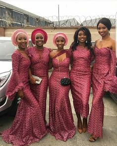 The perfect wedding guest aso ebi styles you're looking for is here. These aso ebi styles are absolutely for you as they're stunning and exotic Nigerian Lace Dress, Nigerian Lace Styles, Nigerian Outfits, African Lace Styles, African Lace Dresses, African Wedding Dress, African Fashion Dresses, African Style, Ankara Styles