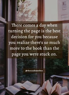 Don't let your life stuck at one page because there is lot more good things waiting for you to turn the page and read further. Smart Quotes, Boss Quotes, Me Quotes, Healing Quotes, Uplifting Quotes, Inspirational Quotes, Keep Moving Forward Quotes, Quotes About Moving On, Peace Quotes