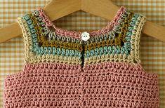 Ravelry: Mina Dress pattern by Alicia Paulson Tutorial  -Teresa Restegui http://www.pinterest.com/teretegui/ ✔