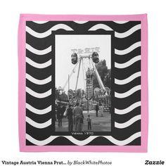Find classic Vintage bandanas and handkerchiefs on Zazzle. Vienna Prater, Vintage Bandana, Kerchief, Amusement Park, Austria, Vintage Photos, Bandanas, Classic, Shopping