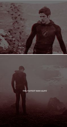 My name is Barry Allen and I am the fastest man alive. #TheFlash