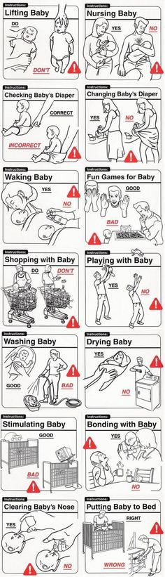 Childcare pointers