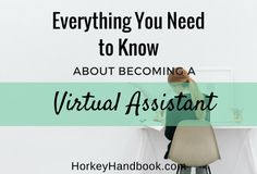 Want to become a virtual assistant? Here's what you should know. From finding niches to pricing your services.