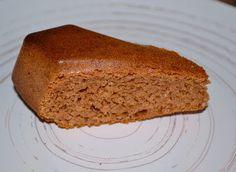 Privé de dessert!!!: Pain d'épices à IG bas