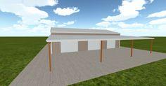Cool 3D #marketing http://ift.tt/2wLWBwj #barn #workshop #greenhouse #garage #roofing #DIY