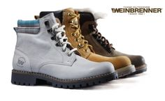 Weinbrenners are rugged and reliable, and are offered in many great styles. #batashoes