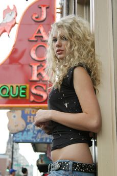 taylor swift rare pictures | Taylor Swift - Photoshoot #008: Andrew Orth for Taylor Swift album and ...