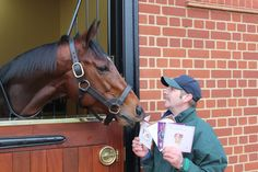 Frankel and his Christmas cards