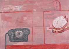 Philip Guston, Anxiety (1975)