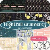 Nightfall Gramercy Fat Quarter BundleLeah Duncan for Art Gallery Fabrics