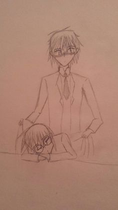 More cute drawings