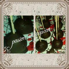 Cake pops chocolate #pasionenazucar #encargoslowcost