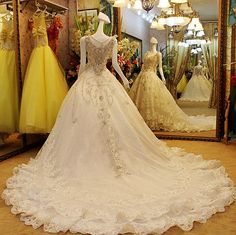 Aliexpress.com : Buy 2014 Princess Flowers Maternity Wedding Dress Bridal Gown Vestido De Novia from Reliable gown evening dress suppliers on QQ Jewelry (Min. order $7). | Alibaba Group
