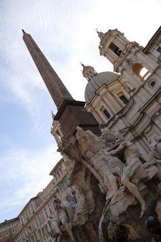 #Piazza_Navona #Roma