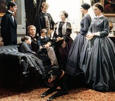 Luchino Visconti: Il Gattopardo. Most of today's designers would overdress a ducal family. Visconti, from a grand aristocratic background, knew that during the day such a family would dress modestly and quietly. They had nothing to prove. This tone was perfectly caught by Tosi.
