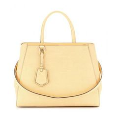 ❤️ Beautiful ❤️ Fendi - 2Jours leather tote #totebag #fendi #women #designer #covetme