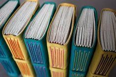 Handmade journals by Linen Laid Felt