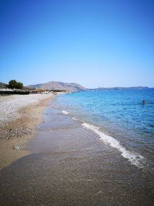 Water, Outdoor, Island, Acropolis, Old Town, Travel Report, Vacation, Gripe Water