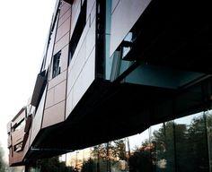Cahill Center - Photo   Morphopedia   Morphosis Architects