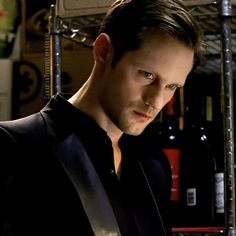 """I'm sorry I can't stop myself - Eric """"True Blood"""""""
