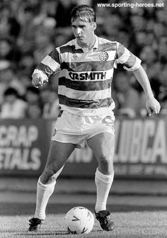 Dariusz Dziekanowski - Celtic FC - League appearances.