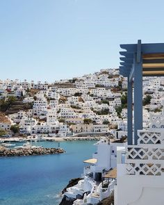 28 Greek islands you should visit at least once - Vogue Australia Mykonos, Santorini, Ocean Pictures, Ocean Pics, Greek Island Hopping, Greek Islands, Travel Photos, Travel Ideas, San Francisco Skyline