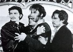 Pelicula Los Caifanes (El estilos, el azteca-el mazacote y el Gato)....TIBIRITABARA