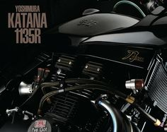 カタナ乗りなら一度は実車を見てみたい。そんな幻のカタナがあるのです。 そのカタナこそ、ヨシムラカタナ1135R。2000年に、最後のカタナと銘打って発売された1100台のファイナルエディションに反応したヨシムラが、レースで培った技術を惜しみなくつぎ込んで作り上げた、スポーツバイクとしてのスーパーカタナ、それが1135Rなのです! 『RIDE85 The Super Cocky Pop 』より・©東本昌平先生・モーターマガジン社