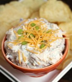 Ma's Famous Hot Chipped Beef Dip | RecipeLion.com
