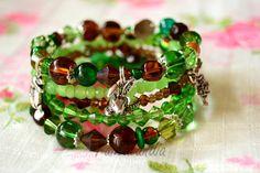 Bohemian Bracelets, Boho Jewelry, Beaded Jewelry, Beaded Necklace, Beaded Bracelets, Jewelry Patterns, Beading Patterns, Handmade Crafts, Handmade Jewelry
