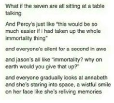 fangirling!!!!!!!PERCABETH!!!!!!