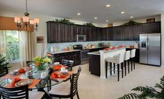We love this kitchen from our @lennarseflorida team! What do you think!?