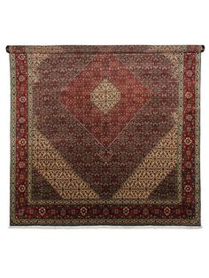 Tapis persans - Tabriz 40 Mahi  Dimensions:396x299cm