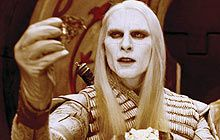 <b>Luke Goss and Anna Walton as Prince and Princess Nuada</b> in <i>Hellboy The Golden Army</i>, Movie Photo, Picture Photo, Golden Army, Tortured Soul, Ghost Photos, Fine Men, Dark Horse, The Elf, Erotica