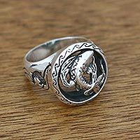 Lucky Koi from @NOVICA, They help #artisans succeed worldwide.