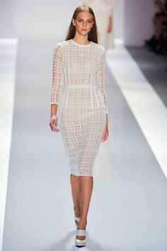 Jill Stuart Spring 2013 RTW Collection - Fashion on TheCut
