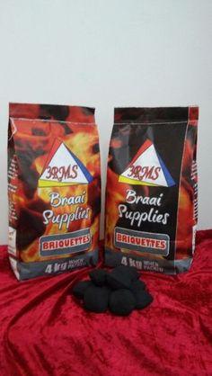 Braai Briquettes