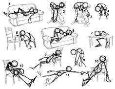 The Content For You Personally If You Like drawing poses Stick Figure Drawing, Drawing Base, Drawing Drawing, Anatomy Drawing, Drawing Tips, Cartoon Drawings, Drawing Sketches, Art Drawings, Sports Drawings