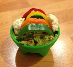 INDULGE in Nutrition – What's At the End of Your Rainbow? A healthy St. Patrick's Day Snack #ontheblog