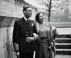 ilovethebritishroyals: George VI and Queen Elizabeth in the 1940s      George VI and Queen Elizabeth    <3