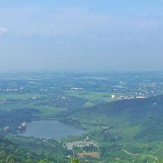 One of the highest peaks. Now have to go down ahhhhhh  E pra descer agora?  #nuitan #bavi #atthepeak