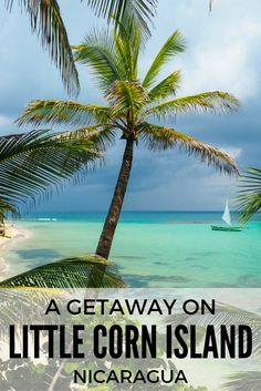 A luxury getaway on Little Corn Island at the stunning Yemaya Island Hideaway! So many great tips in here for an amazing trip!!