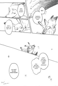 Meteor shower. Page 9