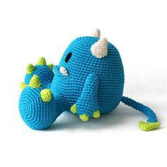 Mr. Blue monster amigurumi (DIY Fluffies) Tags: amigurumi crochet haken häklen diyfluffies diy crafts amigurumipatterns monster plushie softie design monsteramigurumi
