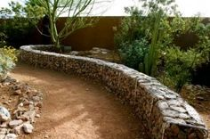 1000 images about landscaping on pinterest gabion wall for Gabions phoenix