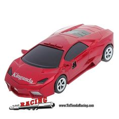 Detector de Radar Discreto Modelo Lambo Racer con Alarma por Voz Color Rojo -- 19,85€ Envío gratuito a toda España en todos los productos