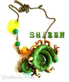 Guarda questo articolo nel mio negozio Etsy https://www.etsy.com/it/listing/398066507/shizen-drago-della-natura-dragon-of