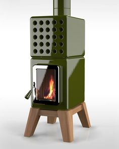 stack stoves | incredibly cool