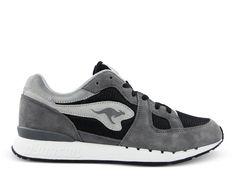 ff57feda03aceb KangaROOS Coil-R1 (schwarz grau weiss) - The Good Will Out